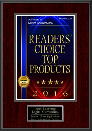 Readers' Choice Top 100