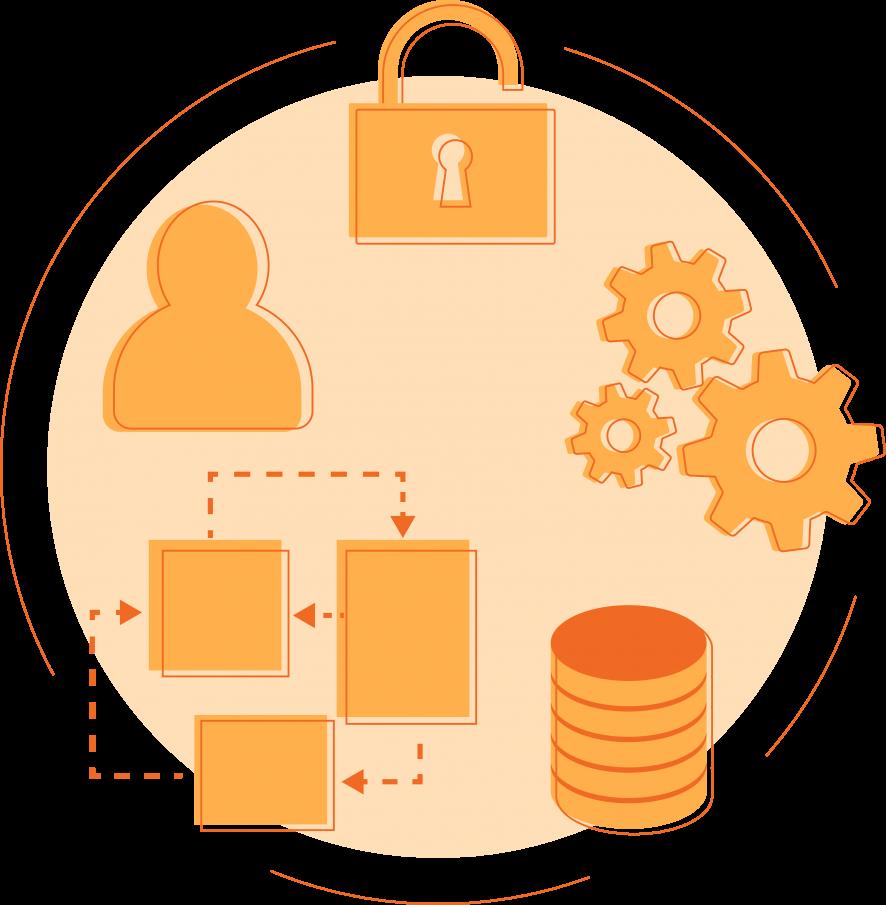 Simplify Tasks with Integrations Illustration