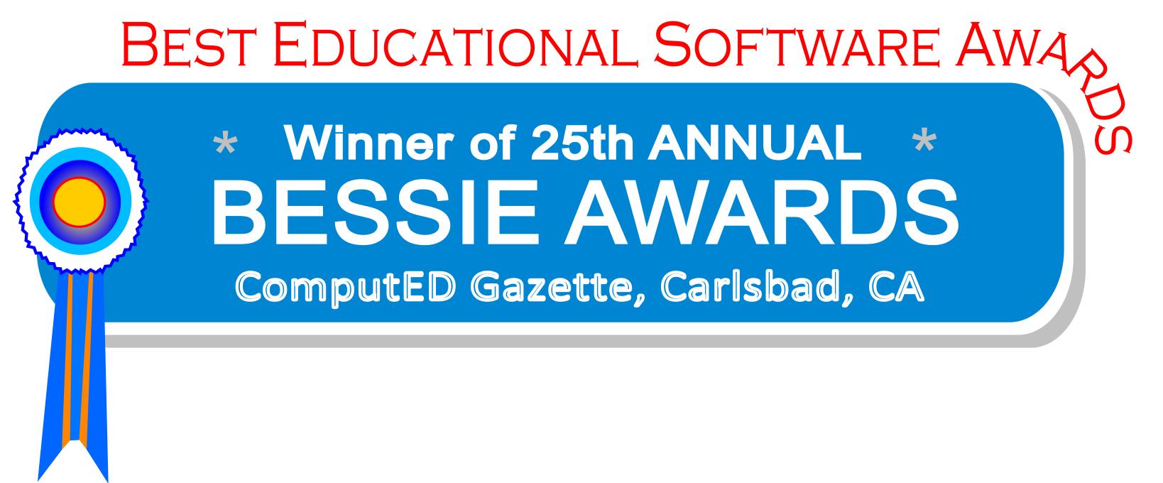 BESSIE 2019 Award logo