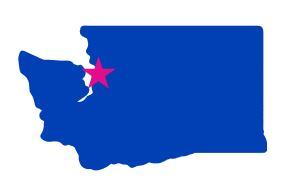 State of WA with Bellevue