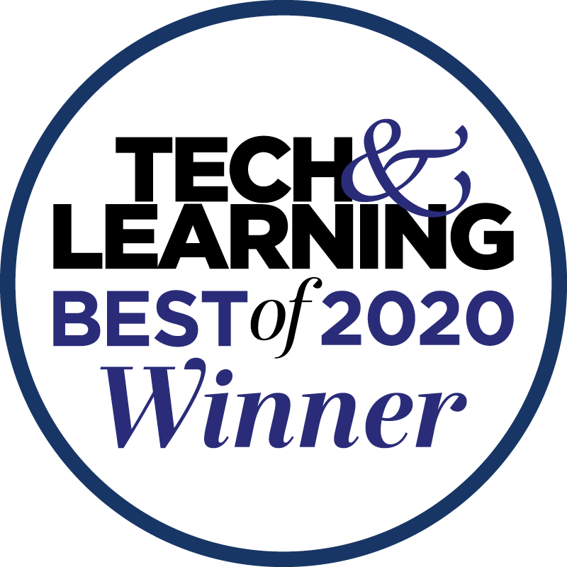 Apex Learning Courses Named Best of 2020 by Tech & Learning