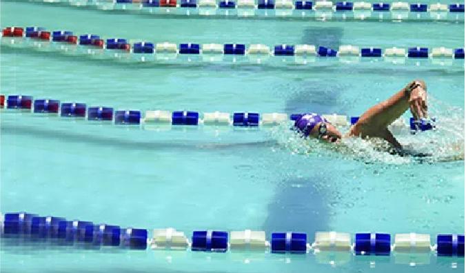 Grace Wey, ALVS Grad and Elite Swimmer