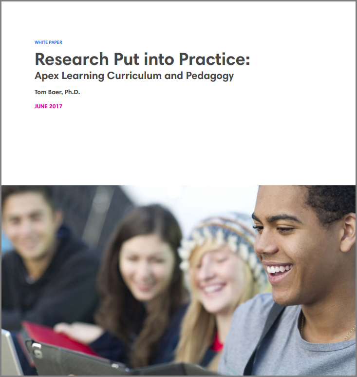 Research Put Into Practice White Paper