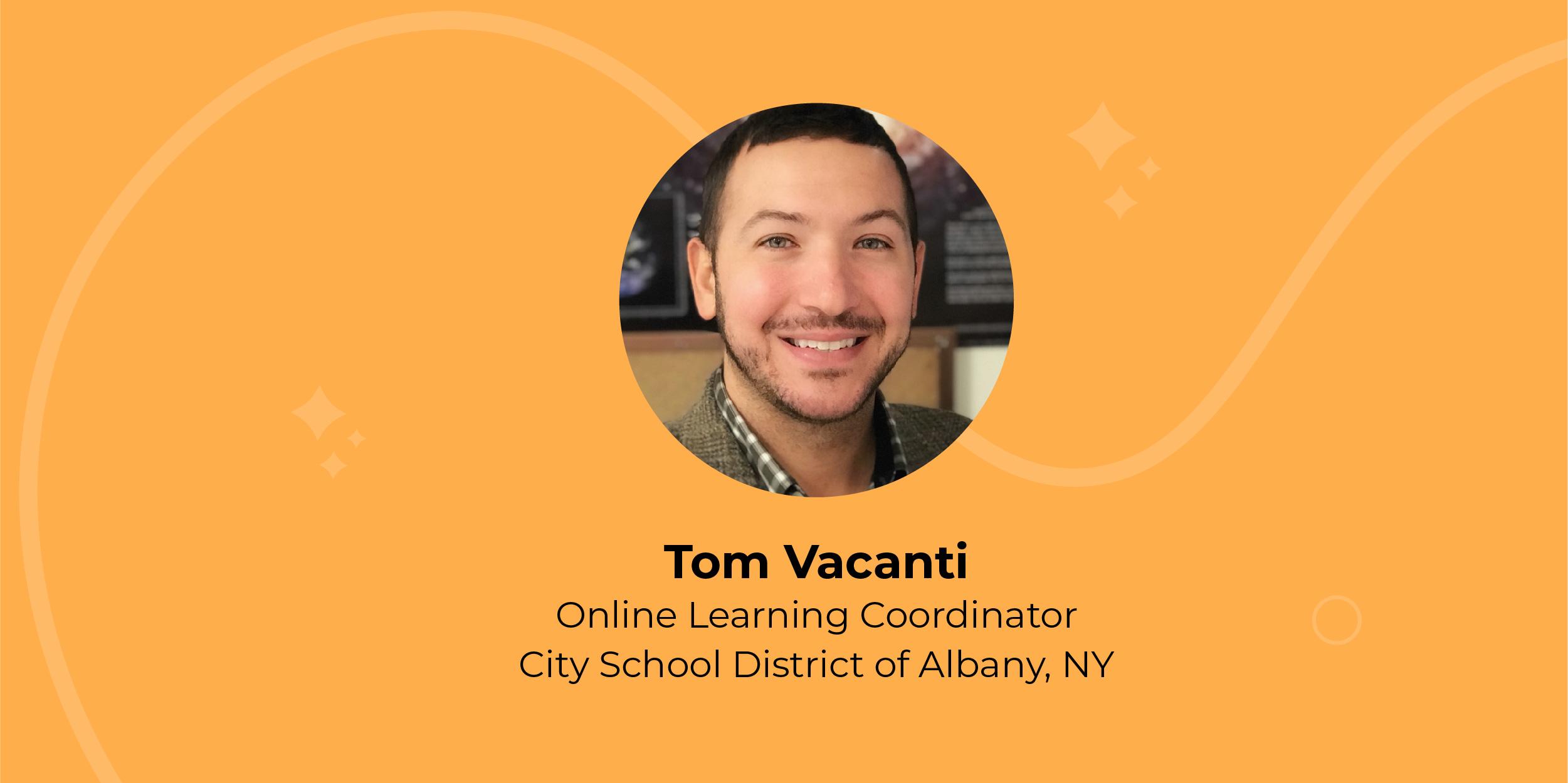 Leading the way-Tom Vacanti