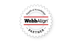 WebbAlign Seal