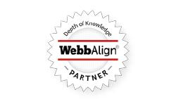 WebbAlign Seal