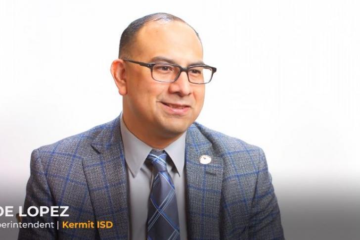 Joe Lopez, Superintendent