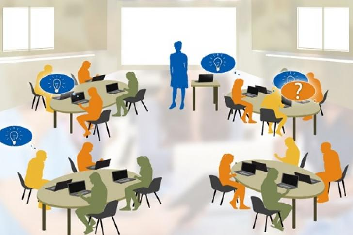 Empower Teachers to Reach Each Student through Blended Learning